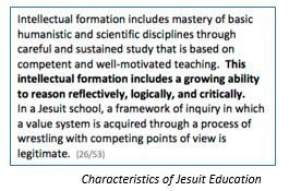 Intellectual Formation Quote
