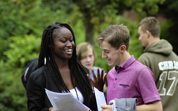 COLLEGE CELEBRATES SUPERB A LEVEL RESULTS 2017